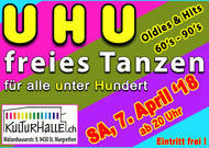 UHU Dance Party - Oldies und Hits!