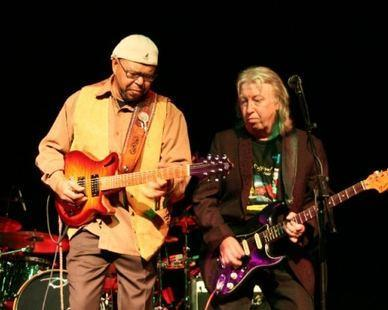 25. Mai: Blues im Madlen - Larry Garner & the Norman Beaker Band