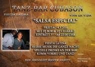 "TANZ BAR CUBASON  *Fiesta Latina""  Salsa Party"