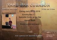"TANZ BAR CUBASON  ""Fiesta Latina""  Salsa Party"