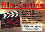 Casting für Action- Sciencefiction-Film