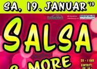 "Latin Dance Night "" Salsa & More"""