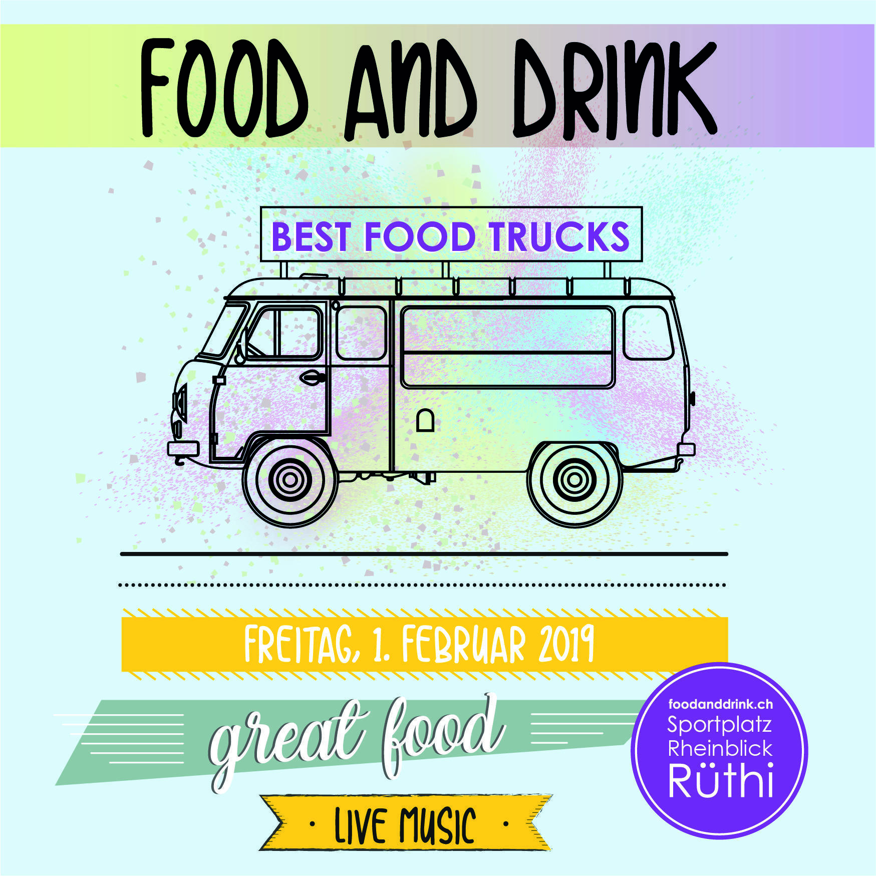 Food and Drink 2019