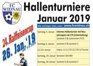 Internationales Hallenfussballturniere FC Widnau Junioren FE-14
