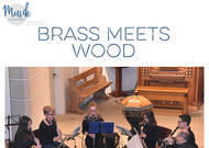 Brass meets Wood