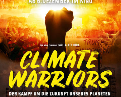 21. Apr.: Film Climate Warriors