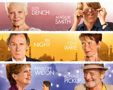 02. Apr: Best exotic Marigold Hotel 2