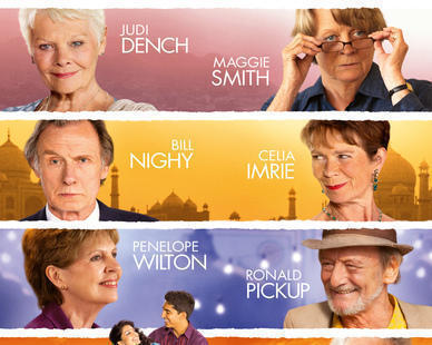 27. Apr: Best exotic Marigold Hotel 2