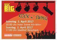 Big Band Konzert 2017