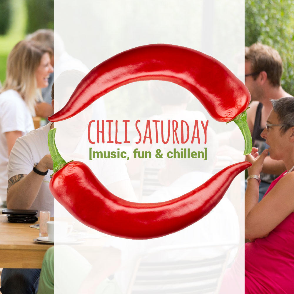 CHILI SATURDAY - SOMMER IM PARK & HAPPY HOUR IM rhyCHI