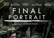Final Portrait / Filmnight Kulturbrugg
