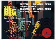 Big Band Konzert der SSC Big Band Rheintal feat. Malcolm Green