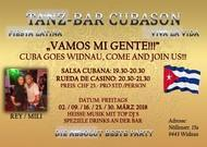 TANZ-BAR CUBASON Fiesta Latina mit Workshop